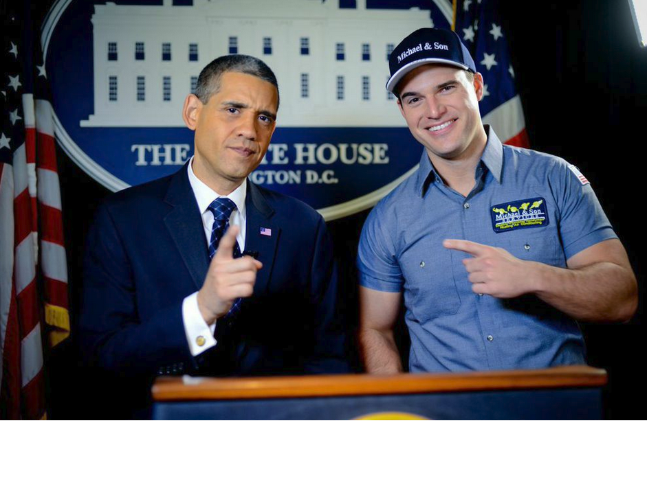 Esb Advertising Agency Lands Superbowl 2017 Commercial Featuring Barack For Michael And Son Services